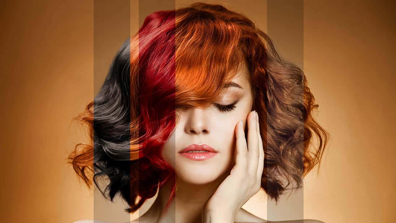 دليلك في صبغات الشعر العادية و الخالية من الامونيا 19