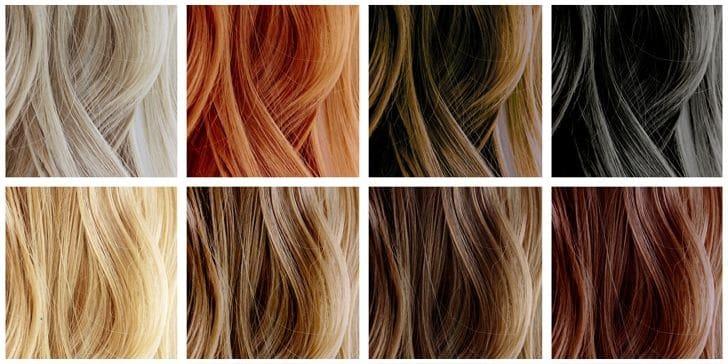 دليلك في صبغات الشعر العادية و الخالية من الامونيا 21