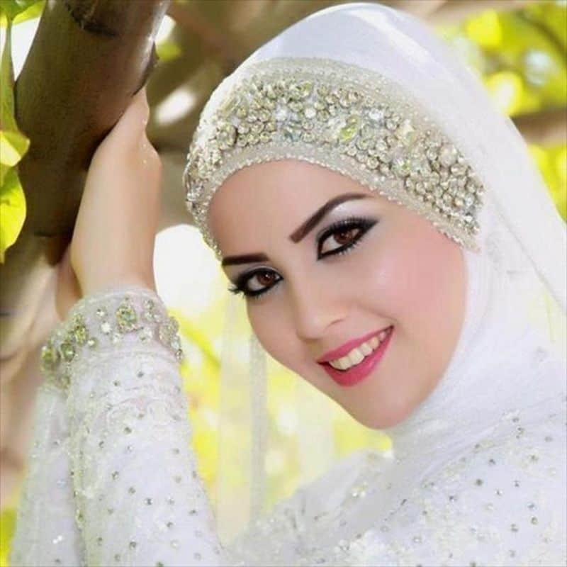 مكياج عروس ناعم