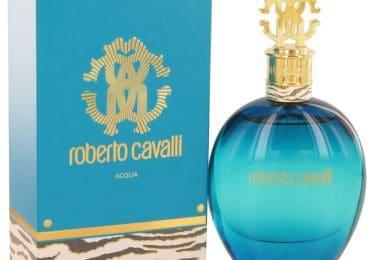 عطر روبيرتو كافالي الأزرق 1