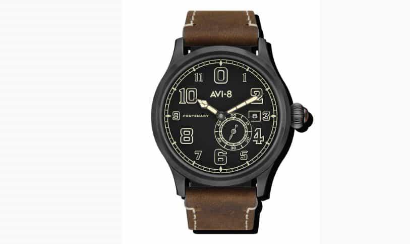 27c844444 إذا كنت تبحث عن ساعة ذات تصميم تجريبي جيد سعرها ليس خارقًا للطبيعة؛ فيجب أن  تفكر في «Avi-8». هذه الساعة مفصلة بجودة عالية، وتحتوي على كوارتز ياباني أو  حركة ...