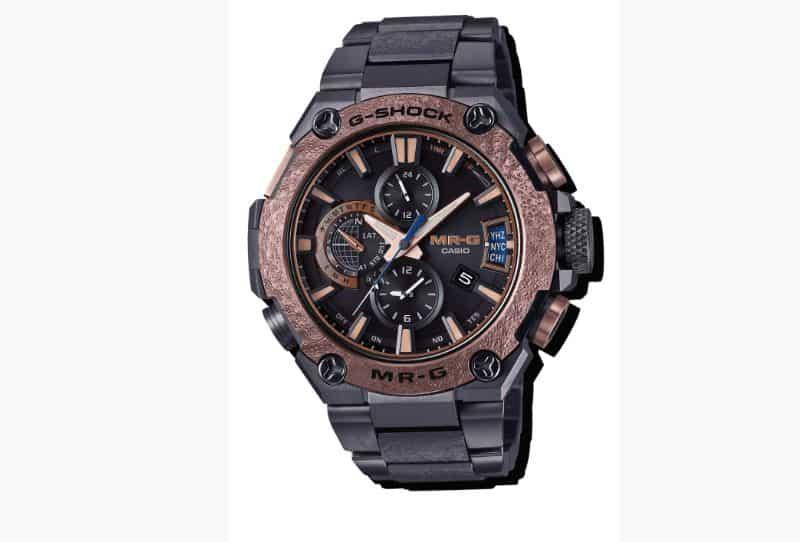 a362ef6b6 هذه الساعة ذات الطراز الحربي الفاخر تابع لماركة «casio»، والشاهد على فخامة  وجاذبية هذه الساعة أن تم بيع أكثر من 100 مليون قطعة منها!