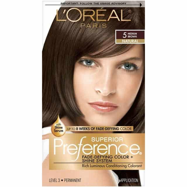 دليلك في صبغات الشعر العادية و الخالية من الامونيا 4