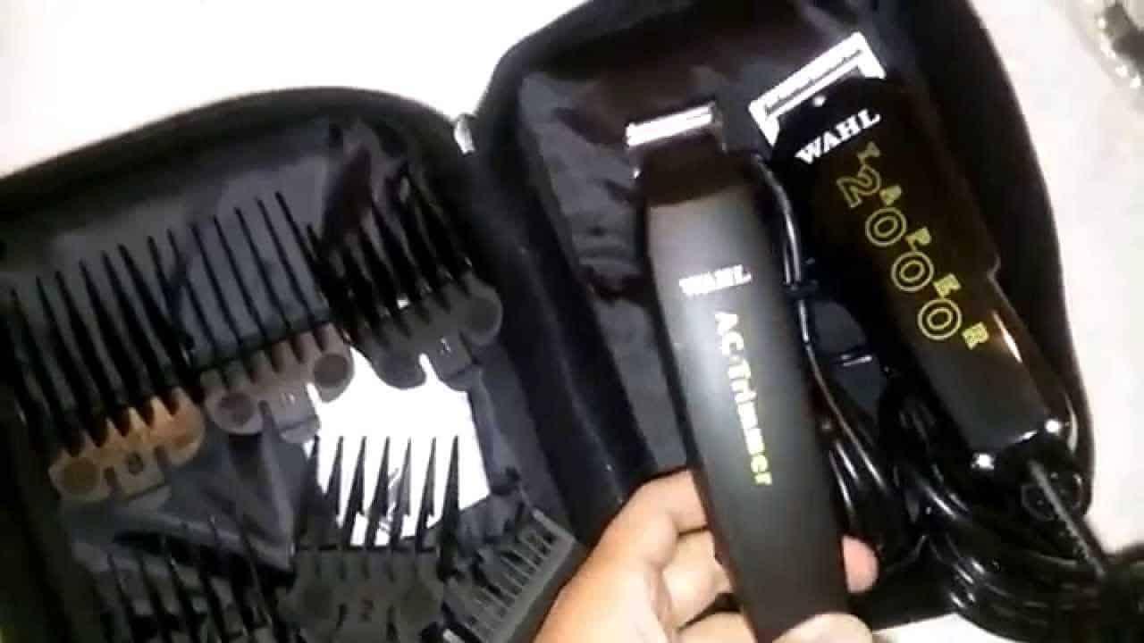 أفضل ماكينة حلاقة شعر 7