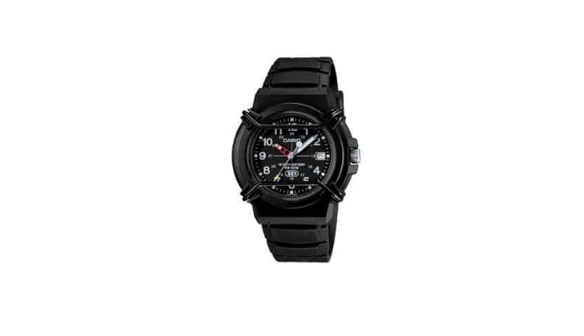 55b077db1 CASIO WATCH MENS BLACK، هذه الساعة الرجالي متاحة للبيع بسعر 25.03 جنيه  استرليني (بعد خصم 9.97 جنيه استرليني من سعرها الأصلي)، الساعة متوفرة بلونين  (أسود ...