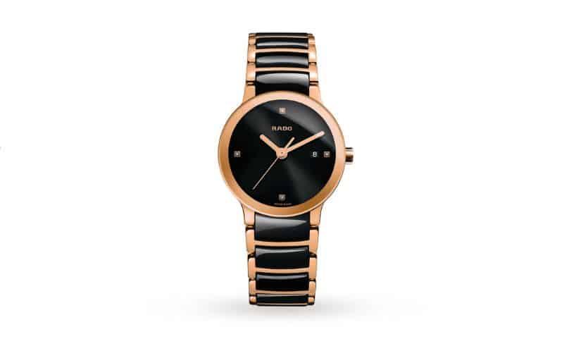 395336674 RADO CENTRIX LADIES WATCH، هذه الساعة تجسد الأناقة بشكل واضح! يزيد كلا من  الشكل والأسلوب المميزان لهذه الساعة الرغبة في شرائك للساعة، حزام الساعة  خفيف الوزن ...