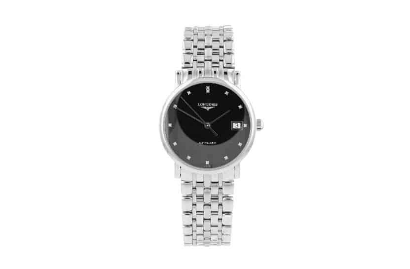 2ede4245f RADO CENTRIX LADIES WATCH، تبين هذه الساعة النسائية الجميلة مدى أناقتها  وكلاسيكيتها مع حزامها المصنوع من السيراميك الأسود، وقرص الساعة الأسود  المرصع بالماس، ...