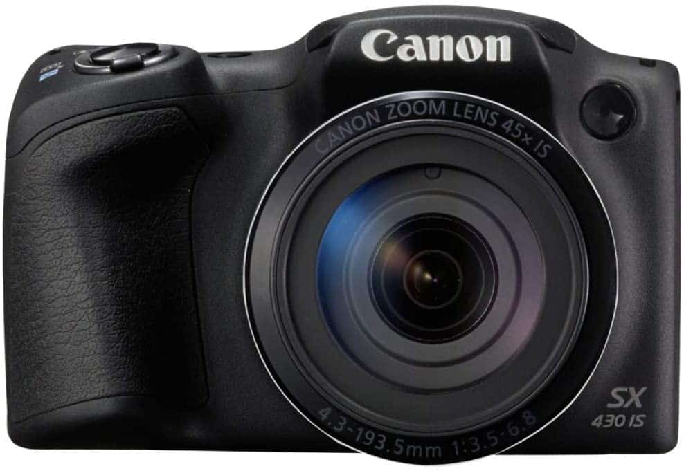 كاميرا رقمية باور شوت SX430 ISميني اس ال ار من كانون