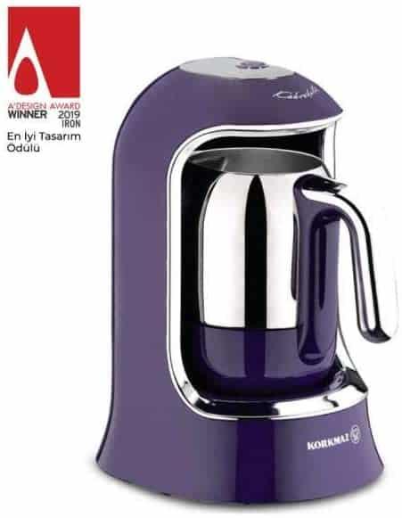 ماكينة تحضير القهوة التركية من كوركماز A860-01، 400