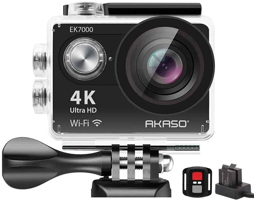 اكاسو كاميرات اكشن 4K