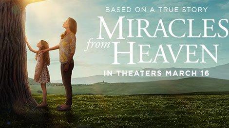 قصة miracles from heaven