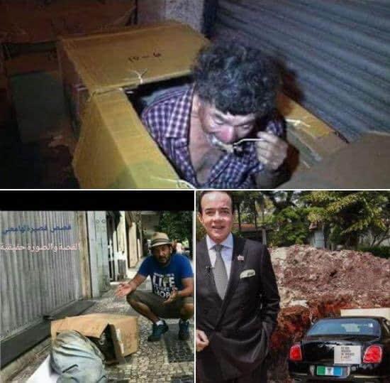 الملياردير البرازيلي سيسيرو