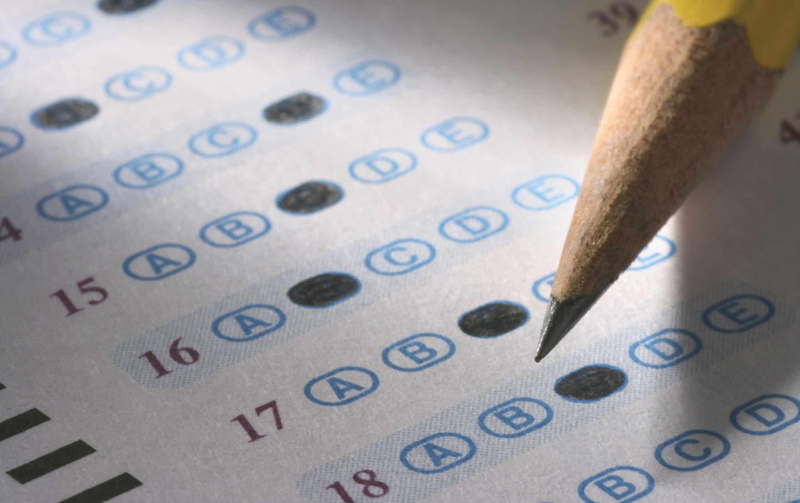 اختبار المحوسب اسهل من الورقي