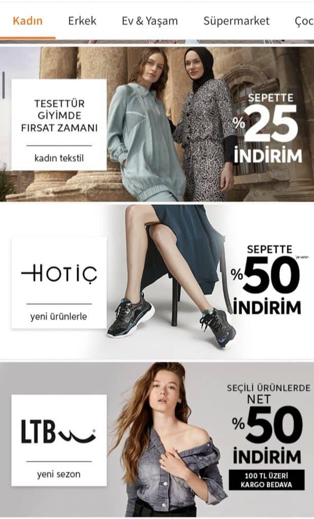 موقع ترينديول التركي