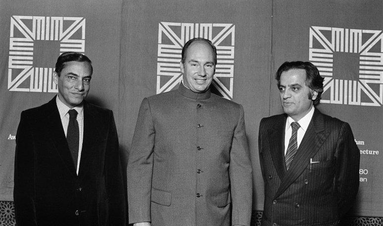 ما هي جائزة آغا خان الرابع