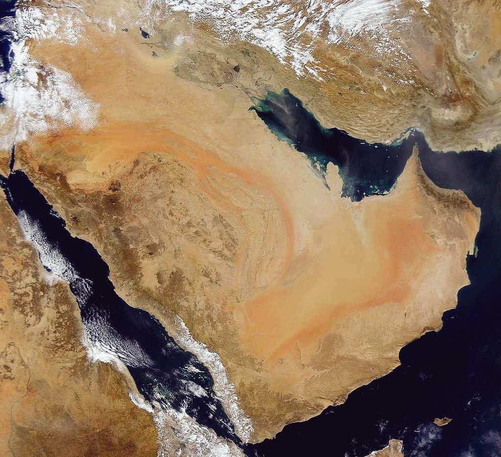 حضارات الجزيرة العربية