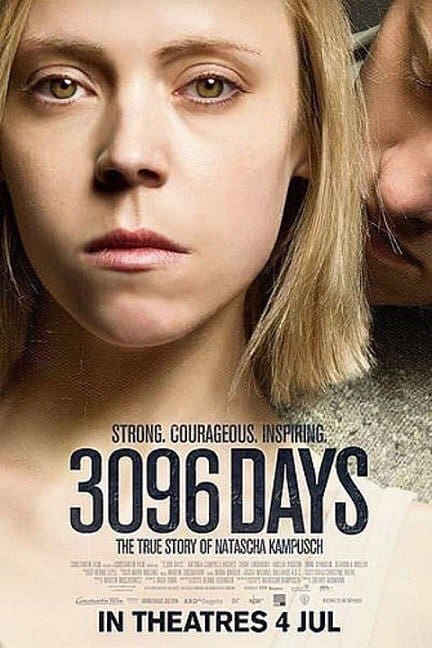 قصة فلم 3096 days فشار