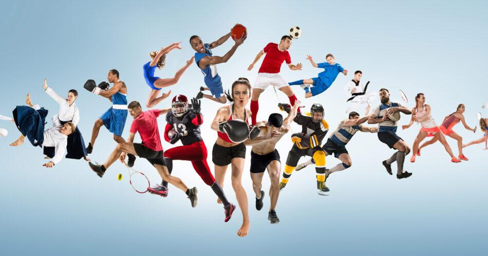 اسلوب الرياضة