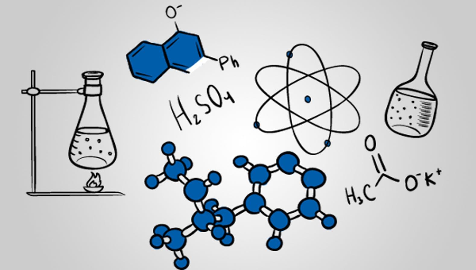 اسئلة تحصيلي كيمياء