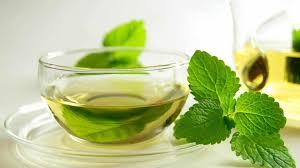شاي اخضر غير الربيع