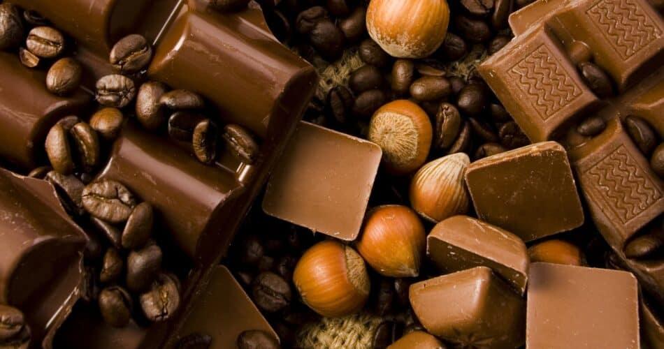 شوكولا فخمة ولذيذة