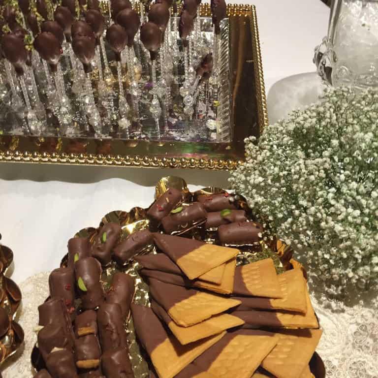 افخم محل شوكولاته