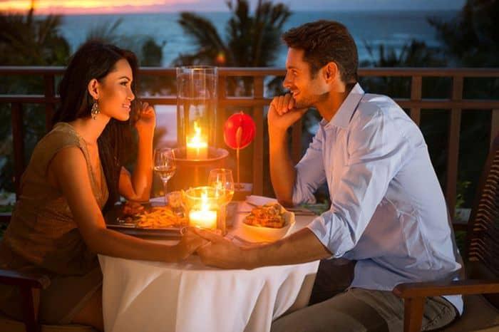 مطعم رومانسي بالرياض