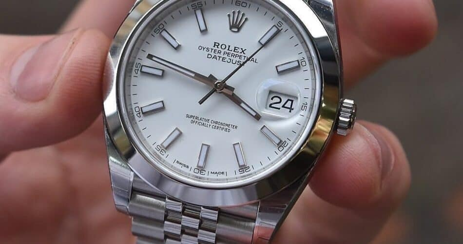 ساعة رولكس الرجالية
