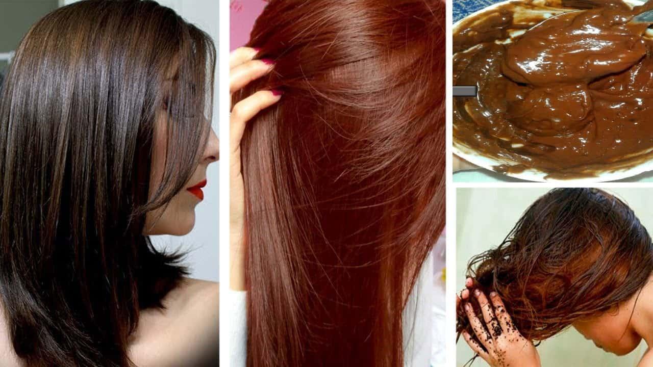 مادة تسحب الحناء من الشعر