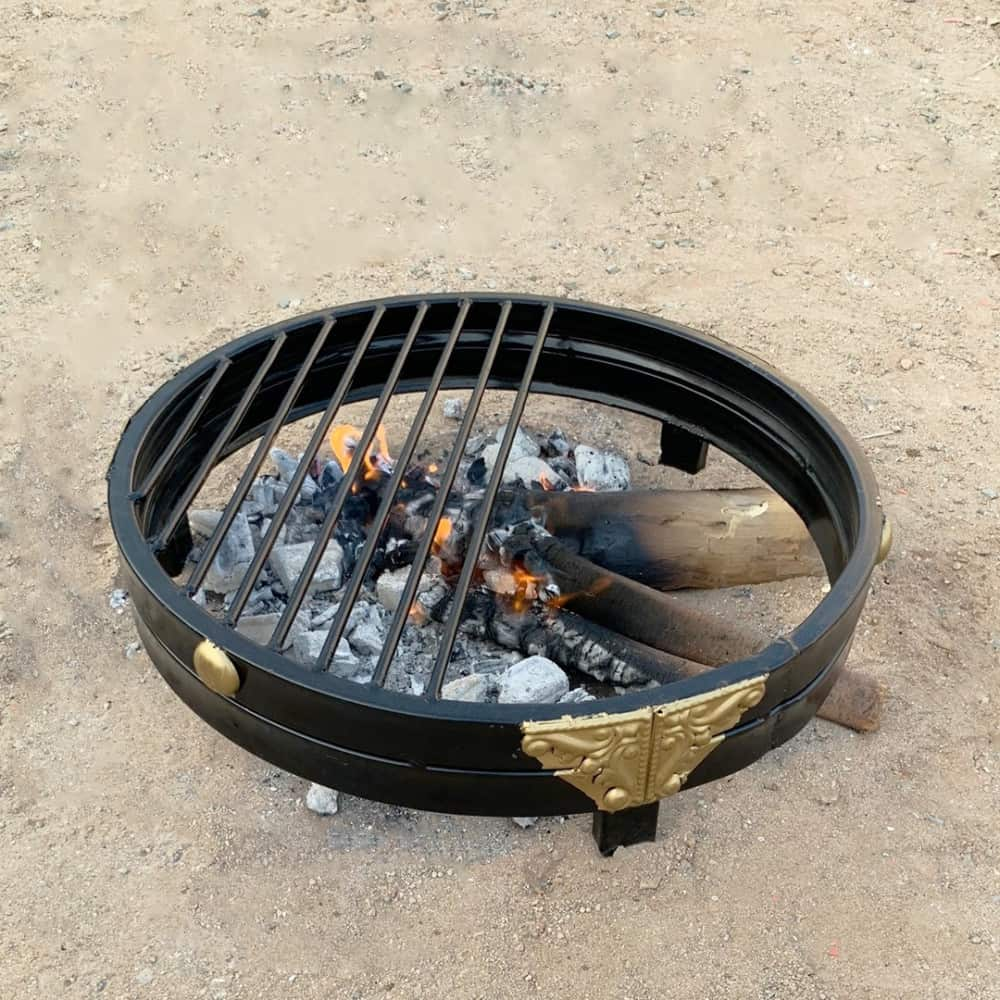 منقل فحم صغير