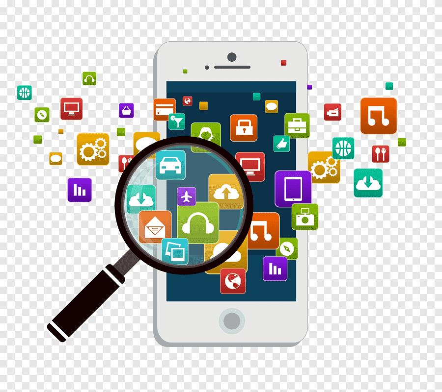 تطبيق في الجوال او موقع الكتروني