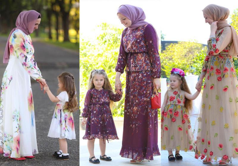 افضل ملابس البنت و امها بالرياض