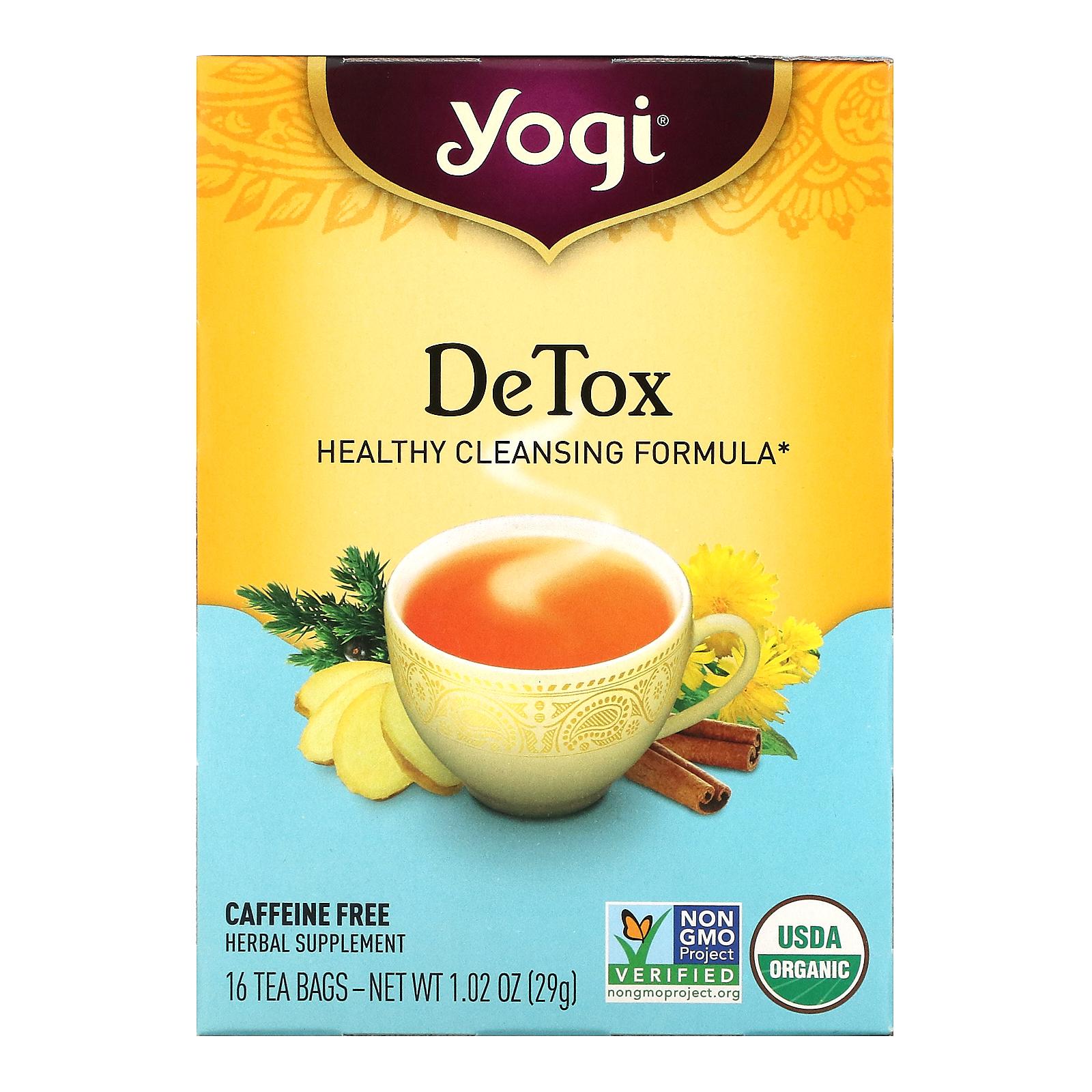 يوغي افضل شاي من اي هيرب