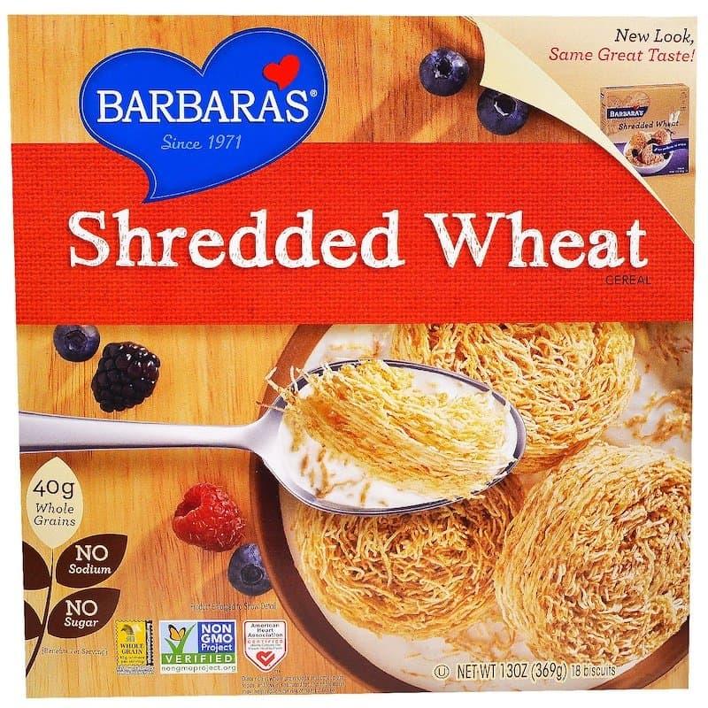 حبوب القمح المقطعة افضل كورن فلكس من اي هيرب