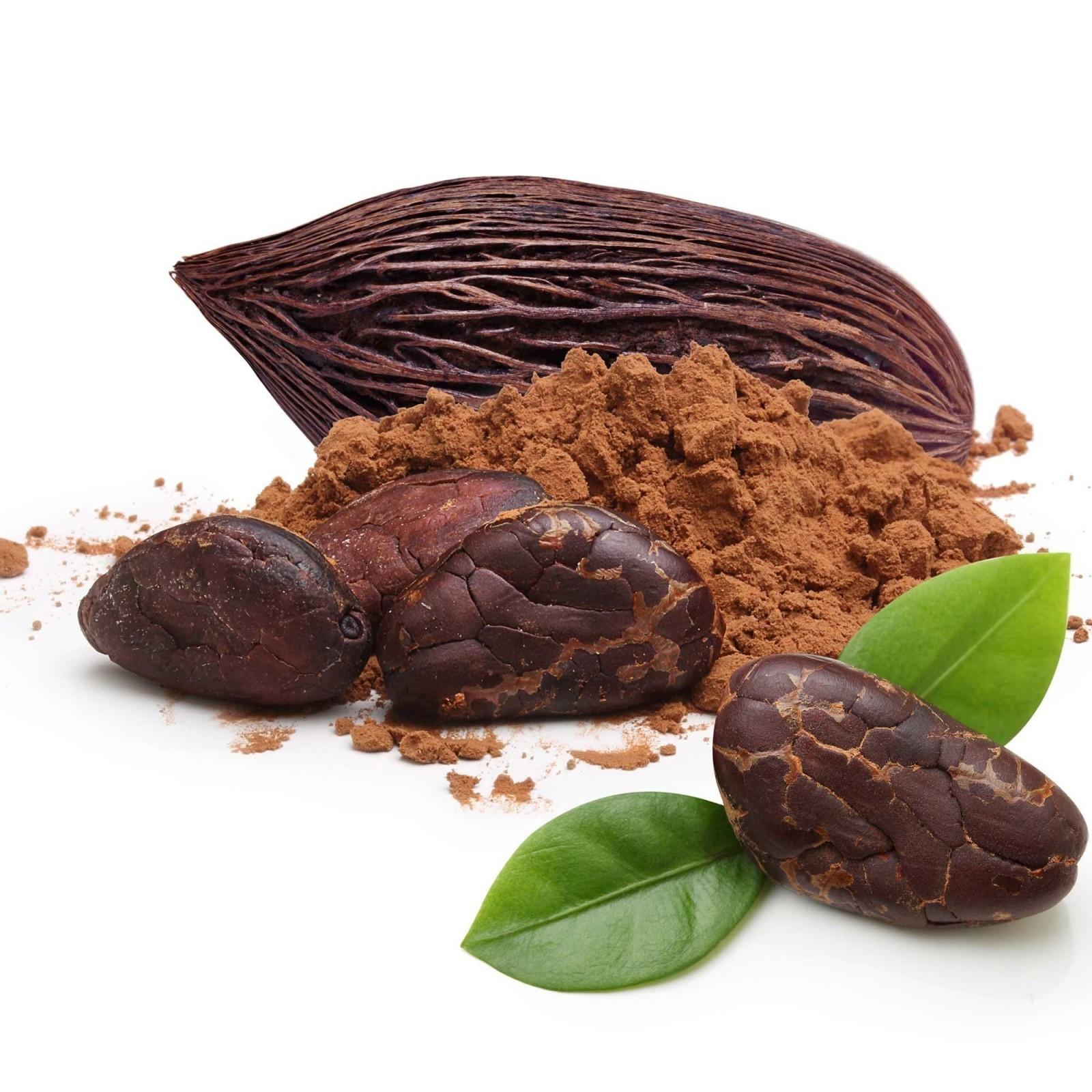 افضل حبات شوكولاته خام من اي هيرب